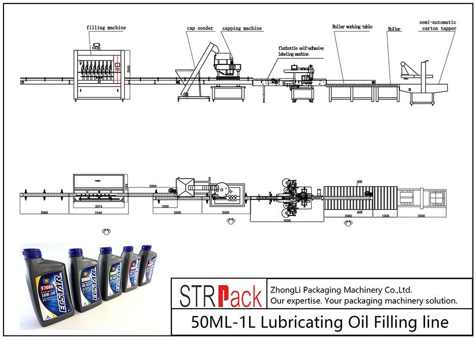 50ML-1L自動加油線