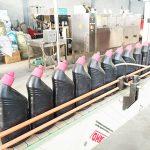 全自動防腐馬桶清潔液灌裝機