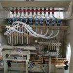 腐蝕性液體灌裝線,Harpic液體灌裝線,馬桶清潔劑灌裝機