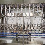 玻璃清潔劑灌裝機地板清潔劑液體灌裝機液體肥皂灌裝機