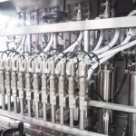 乳液灌裝機瓶裝奶油灌裝機