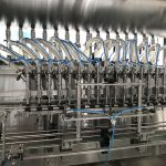 橄欖油裝瓶設備自動食品加油機和橄欖油包裝機