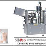 SFS-100塑料管灌裝封尾機