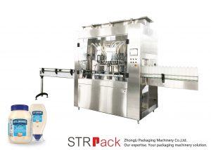 STRRP轉子泵灌裝機